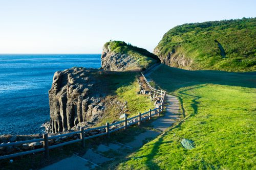 九州自然步道 生月島01